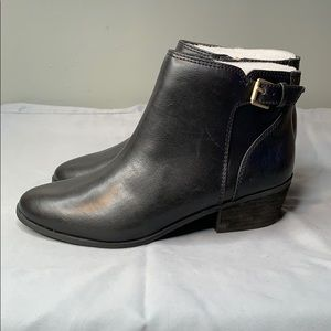 Dr. Scholl's Shoes - Dr Scholl's Black Booties SIZE 7.5 NEW